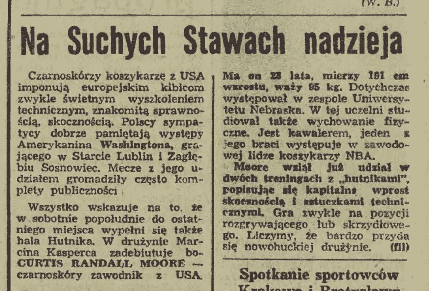 Życie w PRL: Suche Stawy