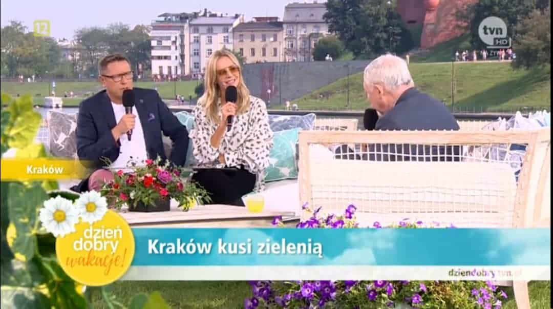 Wywiad z prezydentem Majchrowskim. [TVN]