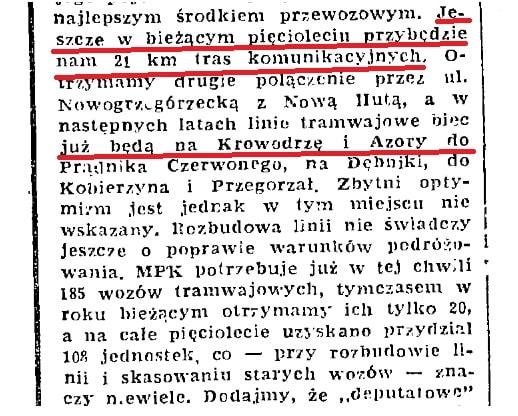 Tramwaj na Azory. Tramwaje w Krakowie