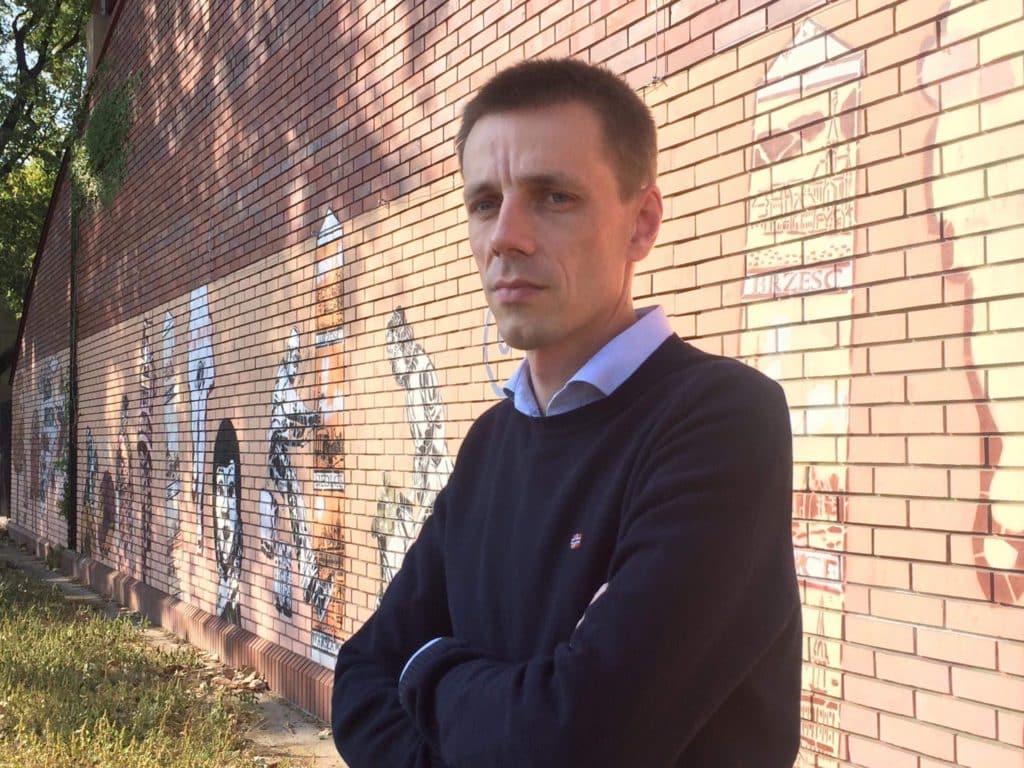 Bartłomiej Broda opowiedział o akcji Samorządowe biuro karier.