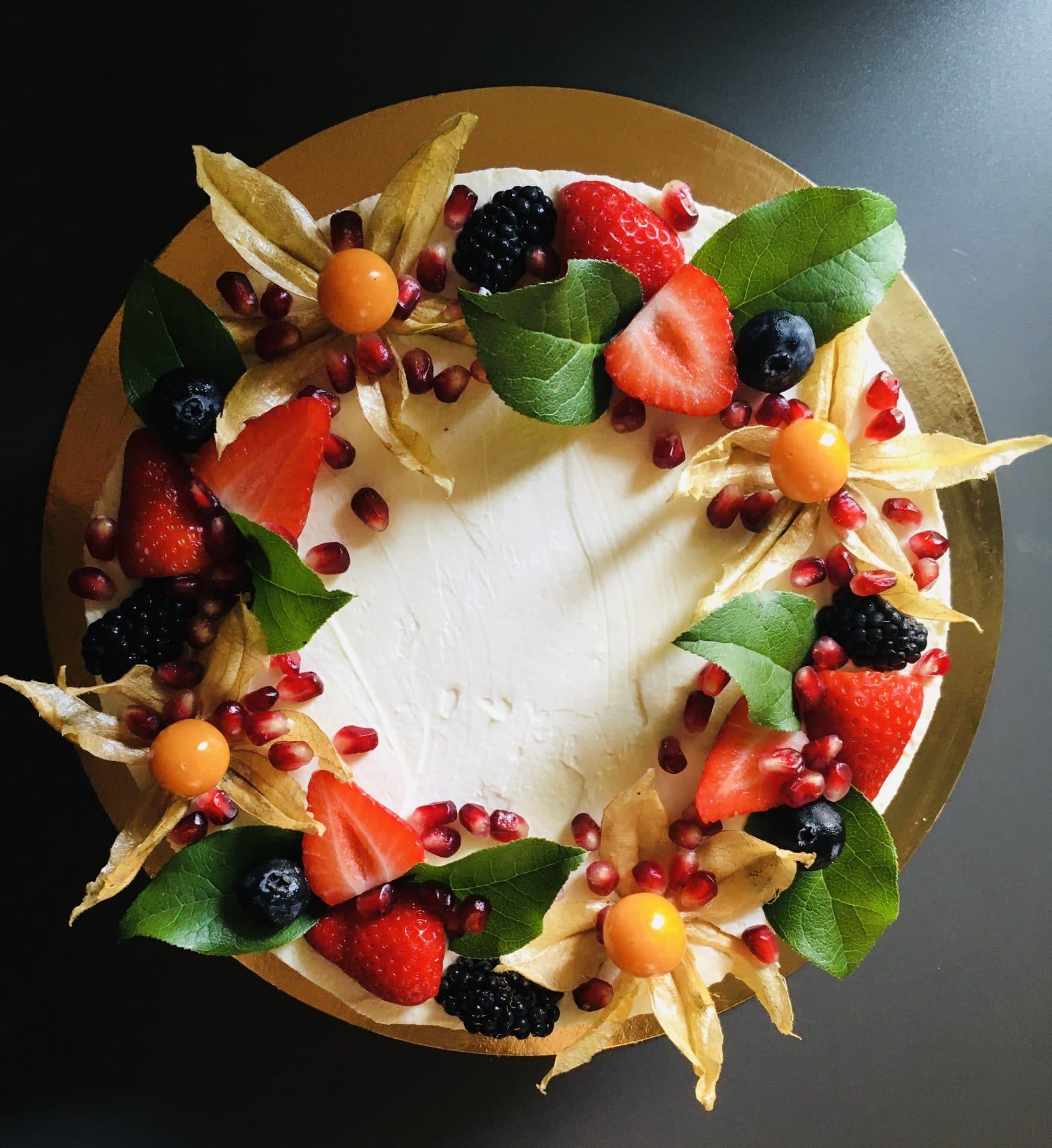 """""""Cukier nie może zabijać smaku owoców"""". Zdj. Huta Wypieków"""