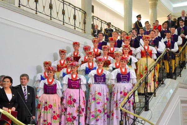 Jerzy Wenderlich Ewa Kopacz Zespół Śląsk