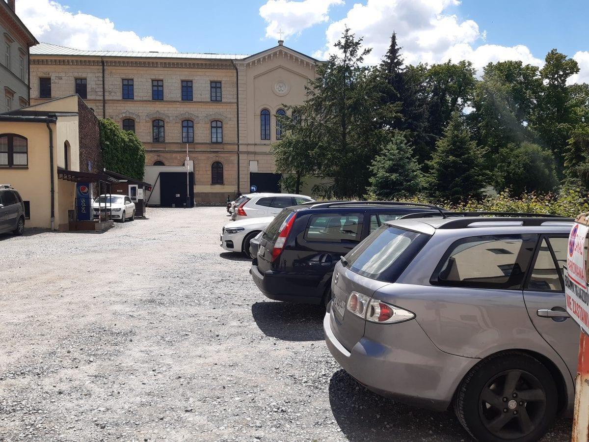 Parkowanie Kraków Centrum