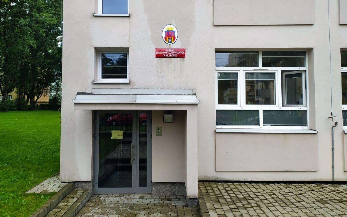 Zarząd Budynków Komunalnych w Krakowie Czerwińskiego Azory