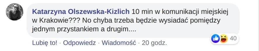 Komentarz zamieszczony na stronie Krakowskiego Alarmu Smogowego.