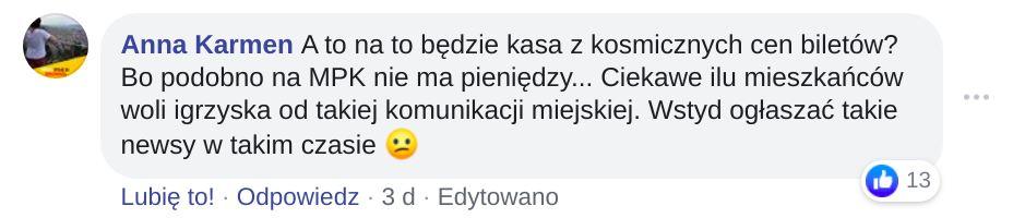 Igrzyska Europejskie w Krakowie: opinie mieszkańców.