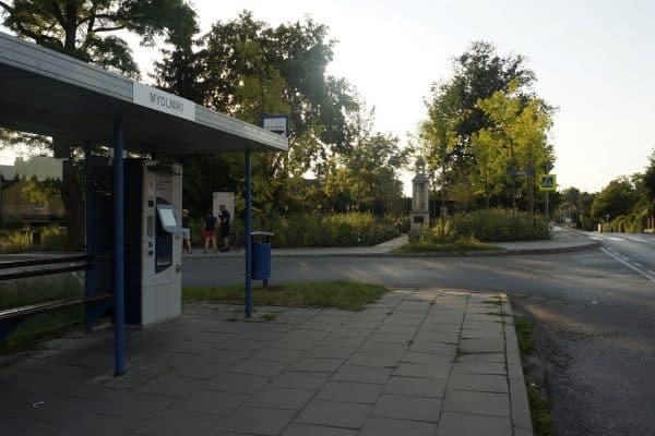 Malwowy Ogród Krakowian Park Kieszonkowy w Mydlnikach