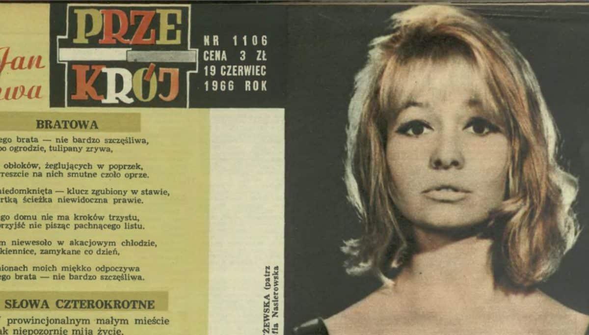 Marian Eile, Tygodnik Przekrój 1966