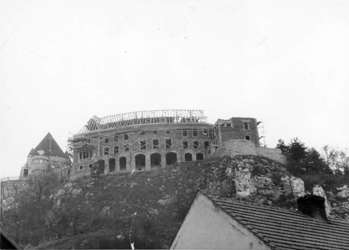 Zamek w Przegorzałach Szyszko-Bohusz