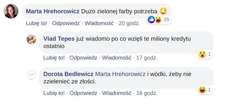 Komentarze czytelników Krowoderska.pl. Krakow.pl.