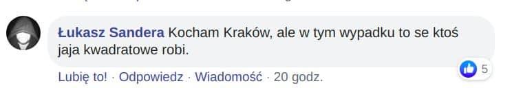 Kraków. Zielona Stolica Europy. Komentarze.