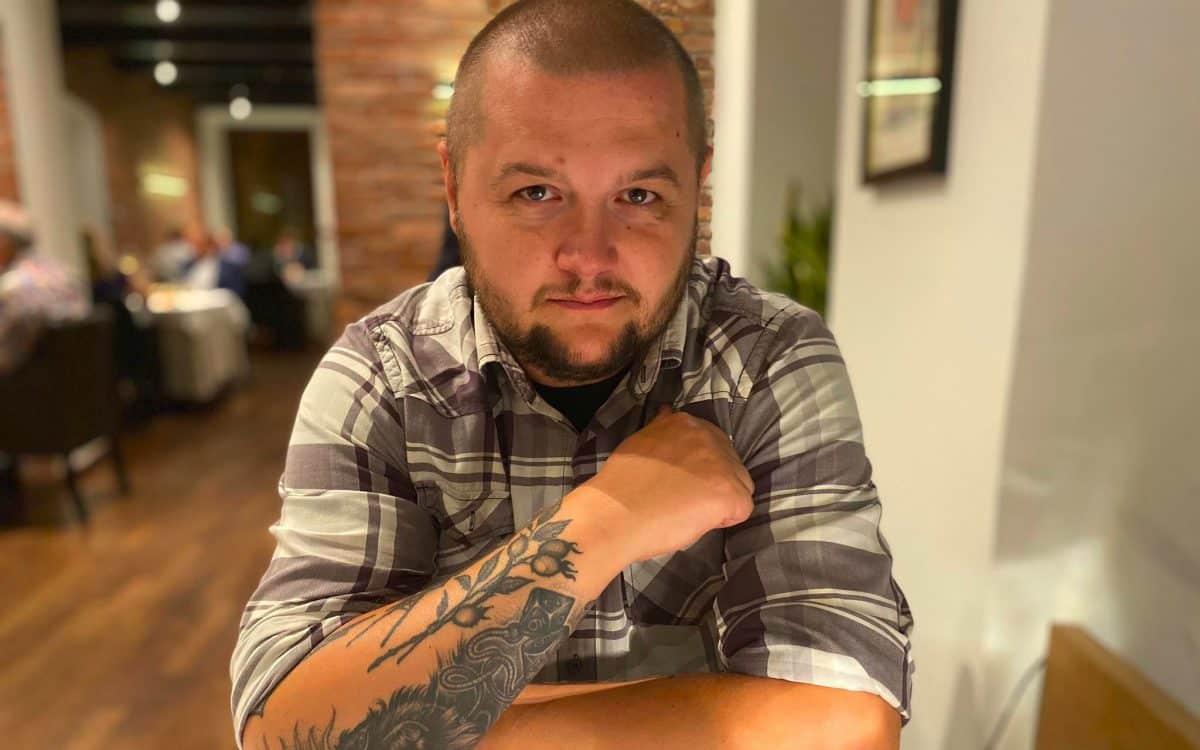 Roman Bemben Bluszcz Tattoo Studio Tatuażu w Krakowie