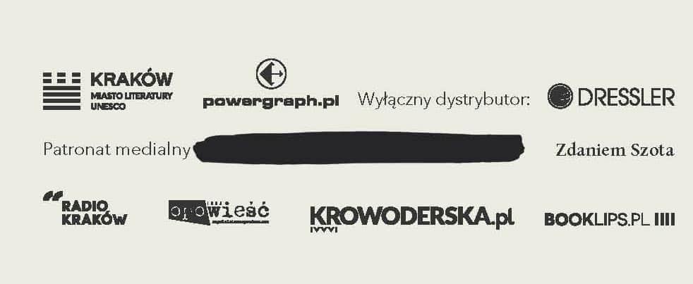 Cudze słowa Krowoderska.pl Patronat Wit Szostak Kraków miastem literatury Unesco.