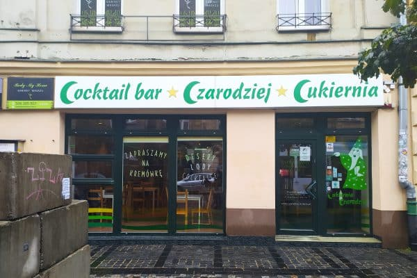Coctail Bar Czarodziej