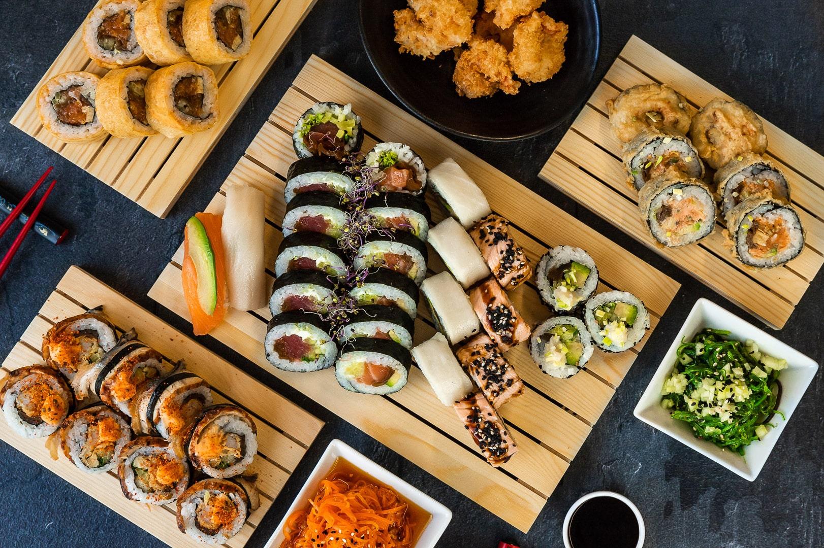 Sushi Catering Kraków Sumo Sushi Dobre oceny