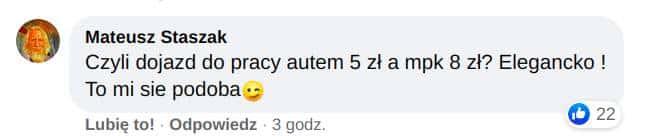 Ceny biletów w Krakowie. Komentarze.