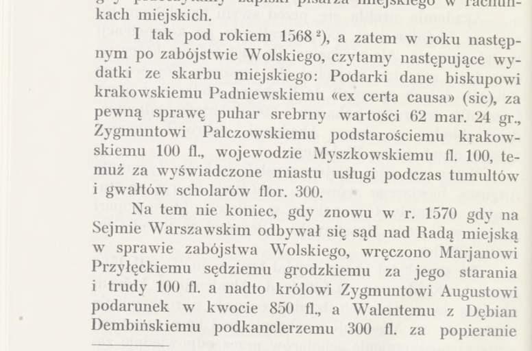 """Źródło: Józef Muczkowski, """"Krwawy burmistrz""""."""