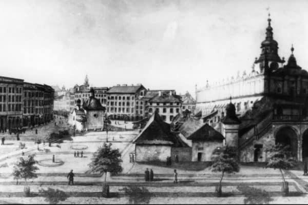 Kraków w XIX wieku