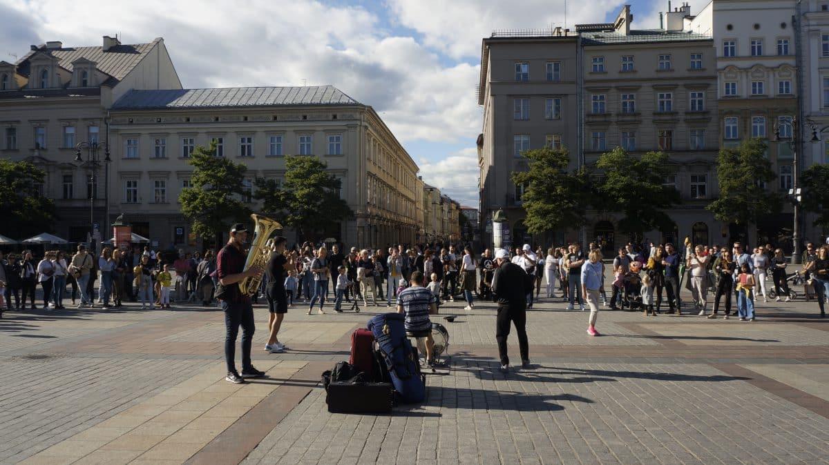 Polityka turystyczna Kraków