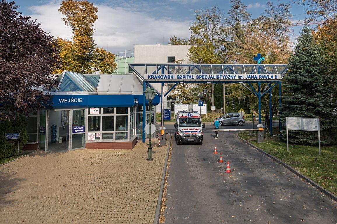 Szpital specjalistyczny im. Jana Pawła II