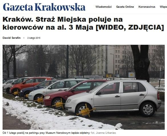 """""""Straż Miejska orężem walki o porządek publiczny""""!"""