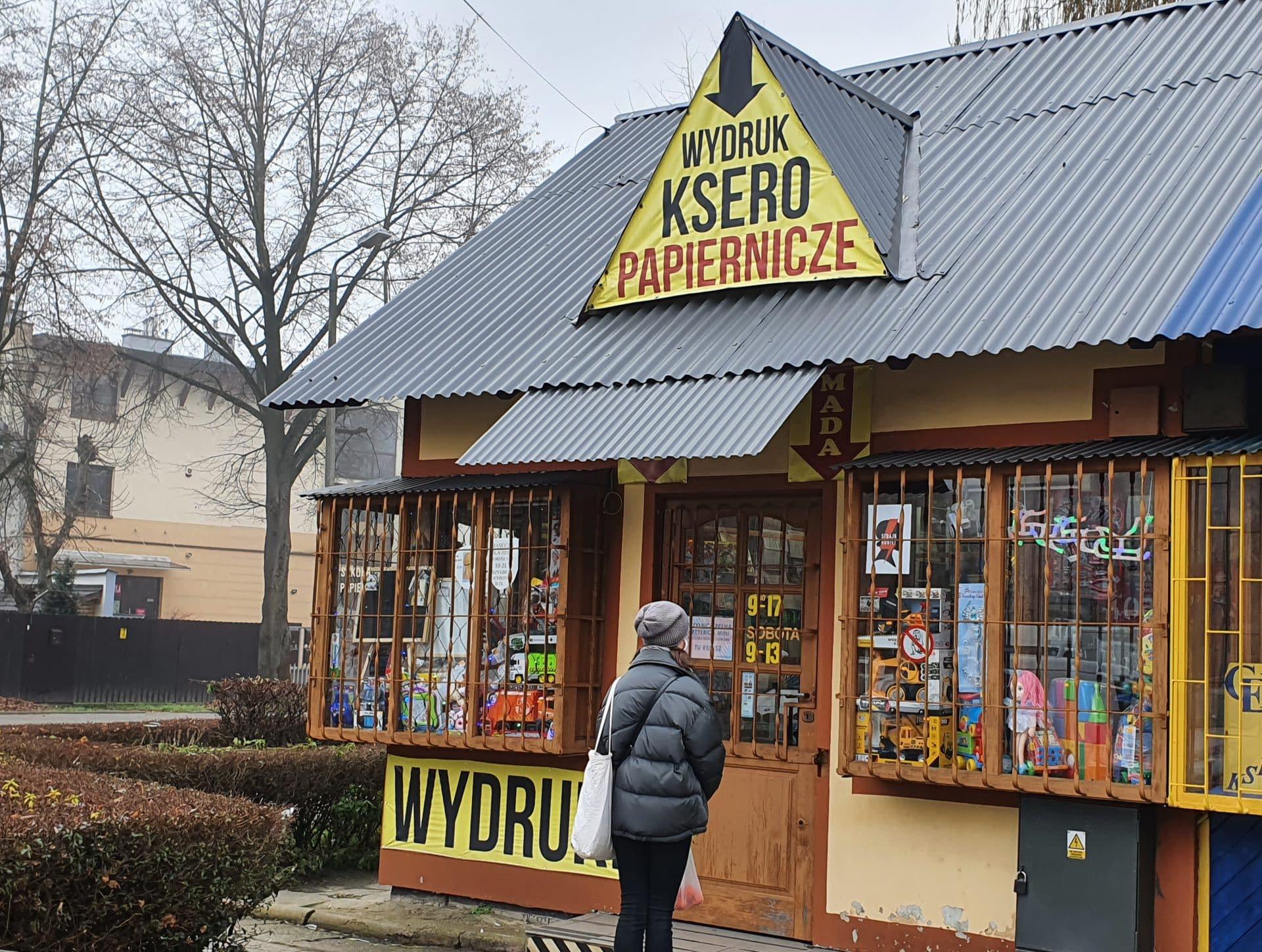 Sklep papierniczy Kraków Azory