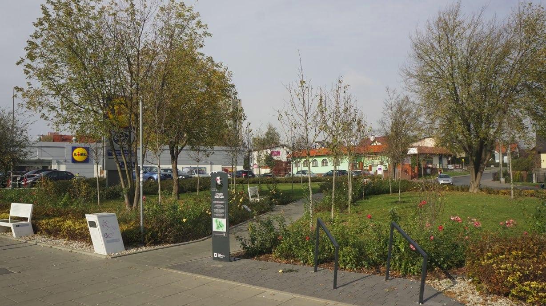 Park kieszonkowy przy Witosa