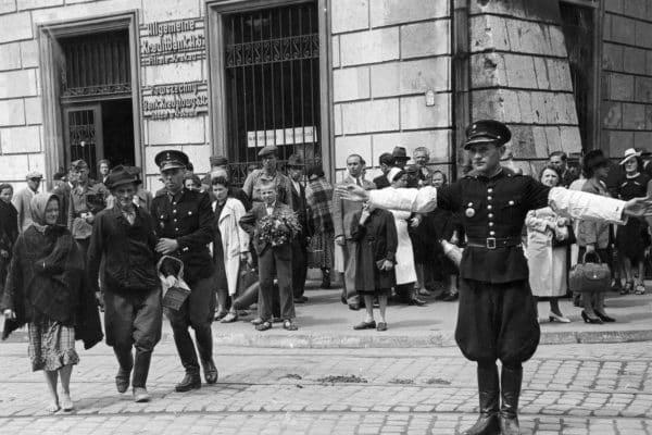 Kraków Okupacja
