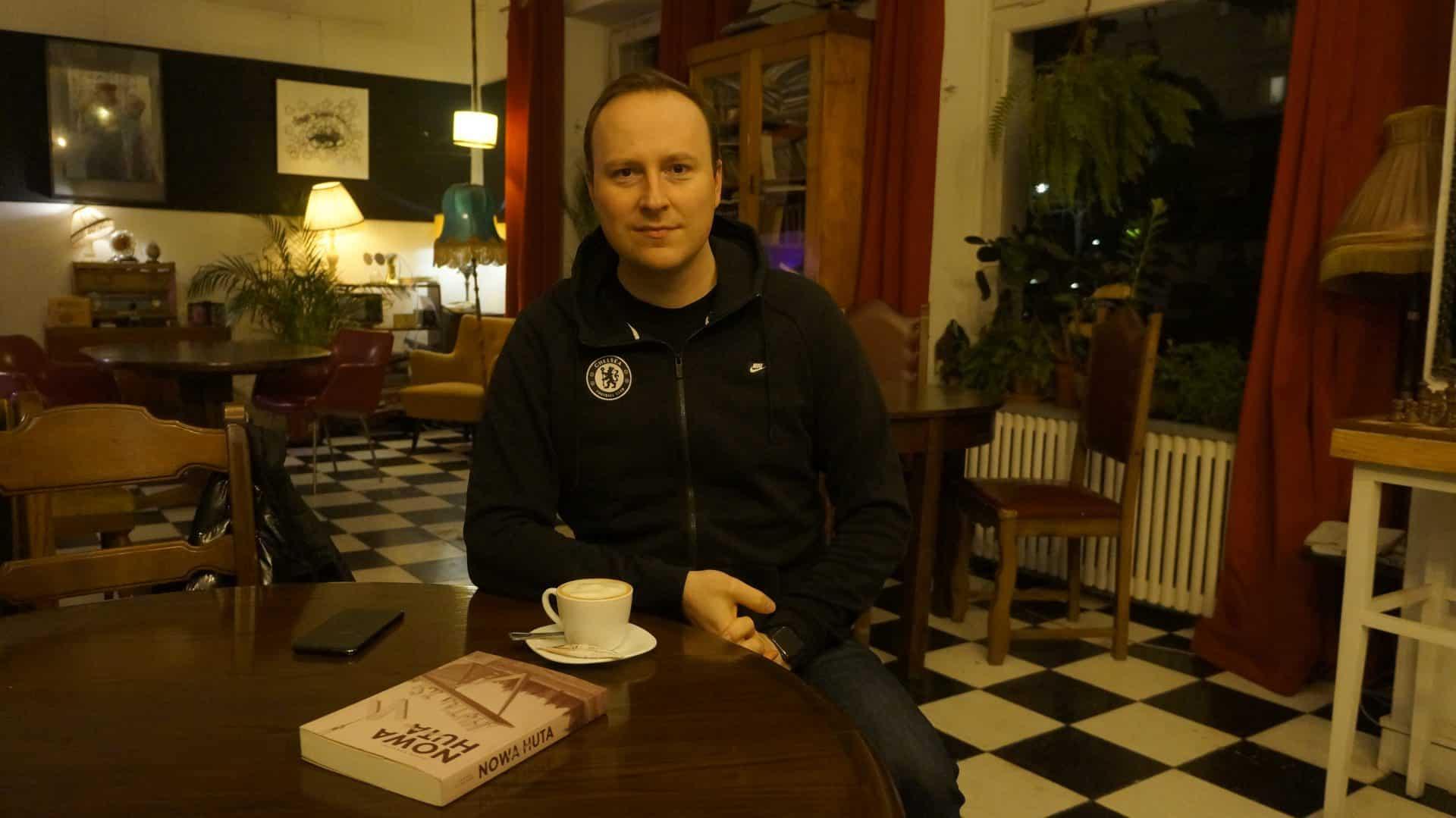 Marcin Makowski.