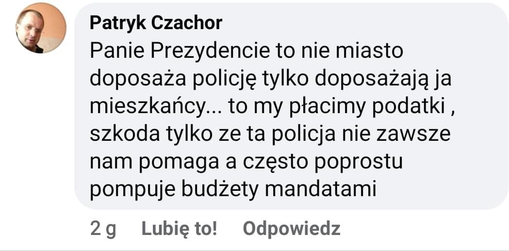 Toyota Corolla Kraków kupuje radiowozy.