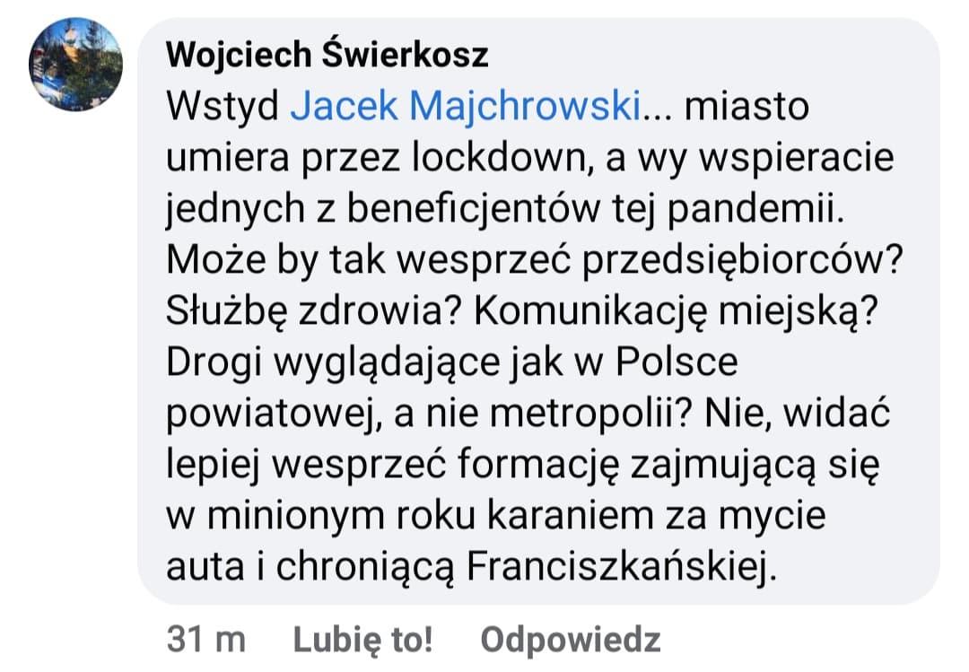 Toyota Corolla Kraków kupuje radiowozy. Lockdown Kraków.