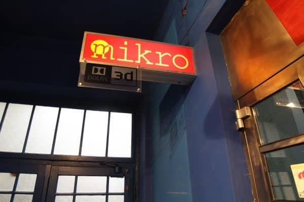 Kino Mikro Franciszek Vetulani