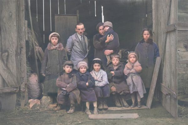 Bieda w 20-leciu