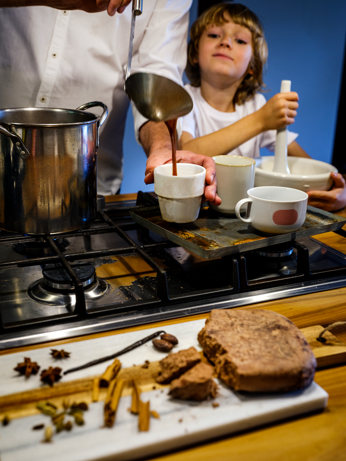 Sklep internetowey Chocante z prawdziwym i organicznym kakao ceremonialnym. Ma siedzibę w Krakowie.