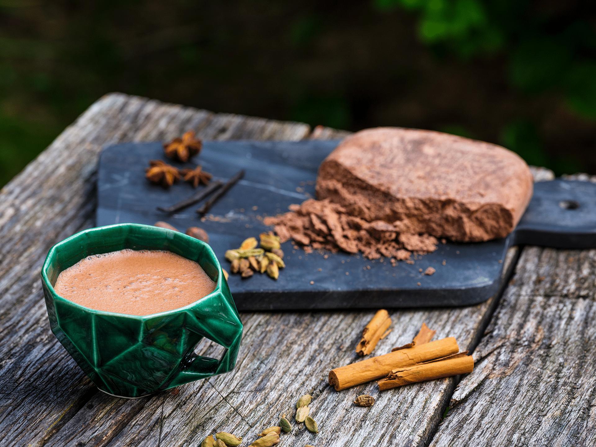 Prawdziwe Kakao Chocante