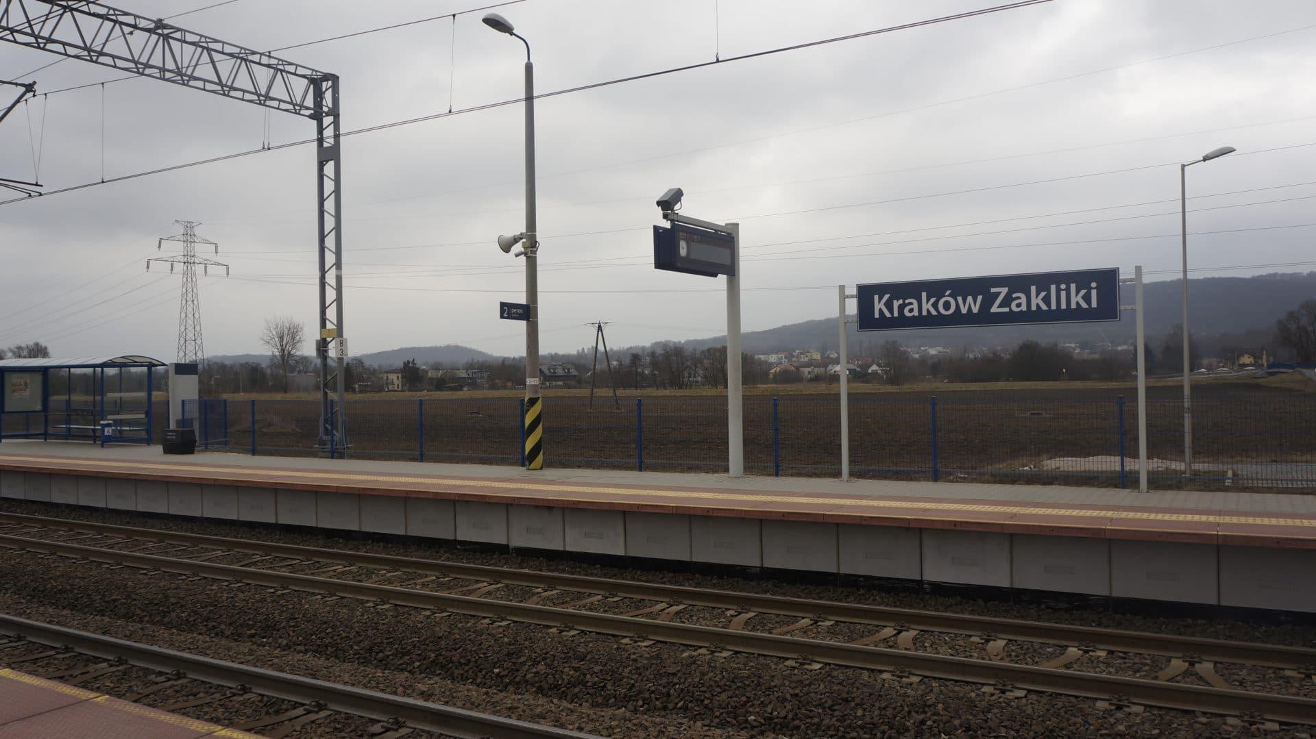 Kraków. Mydlniki. Pola orne. Zieleń. Zielona stolica.