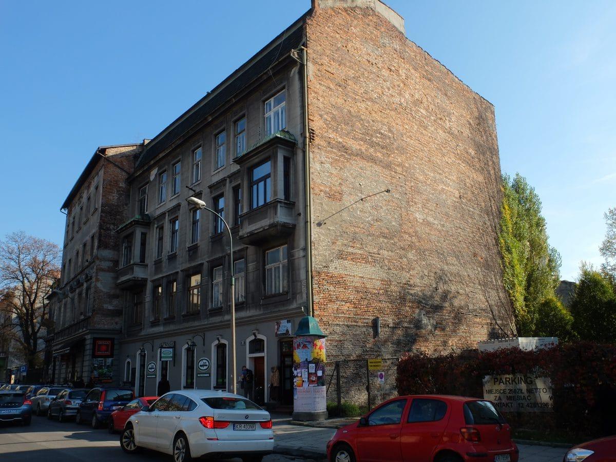 Dom Literatów w Krakowie. Krupnicza 22. Fot. Luxetowiec