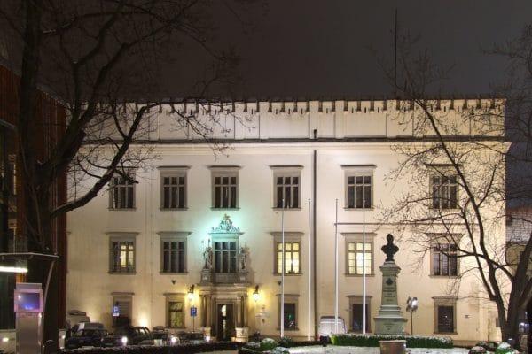 Pudelek (Marcin Szala) Pałac Wielopolskich Wikimedia Commons