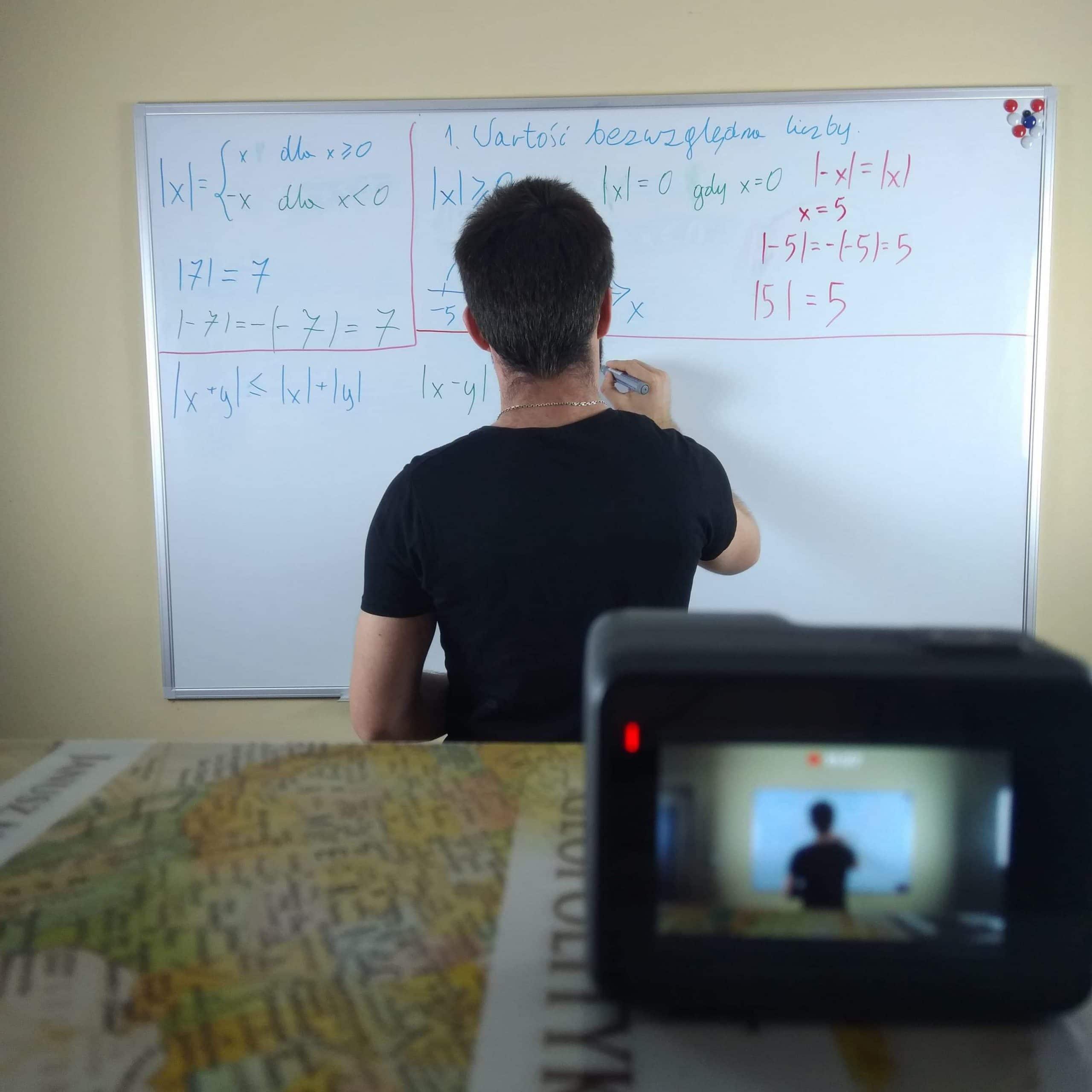 Maciej Dudek. Korepetycje z matematyki Kraków Matematyka