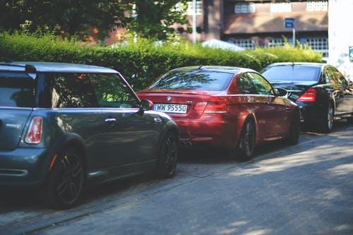 Parkowanie. Zarząd Zieleni Miejskiej.