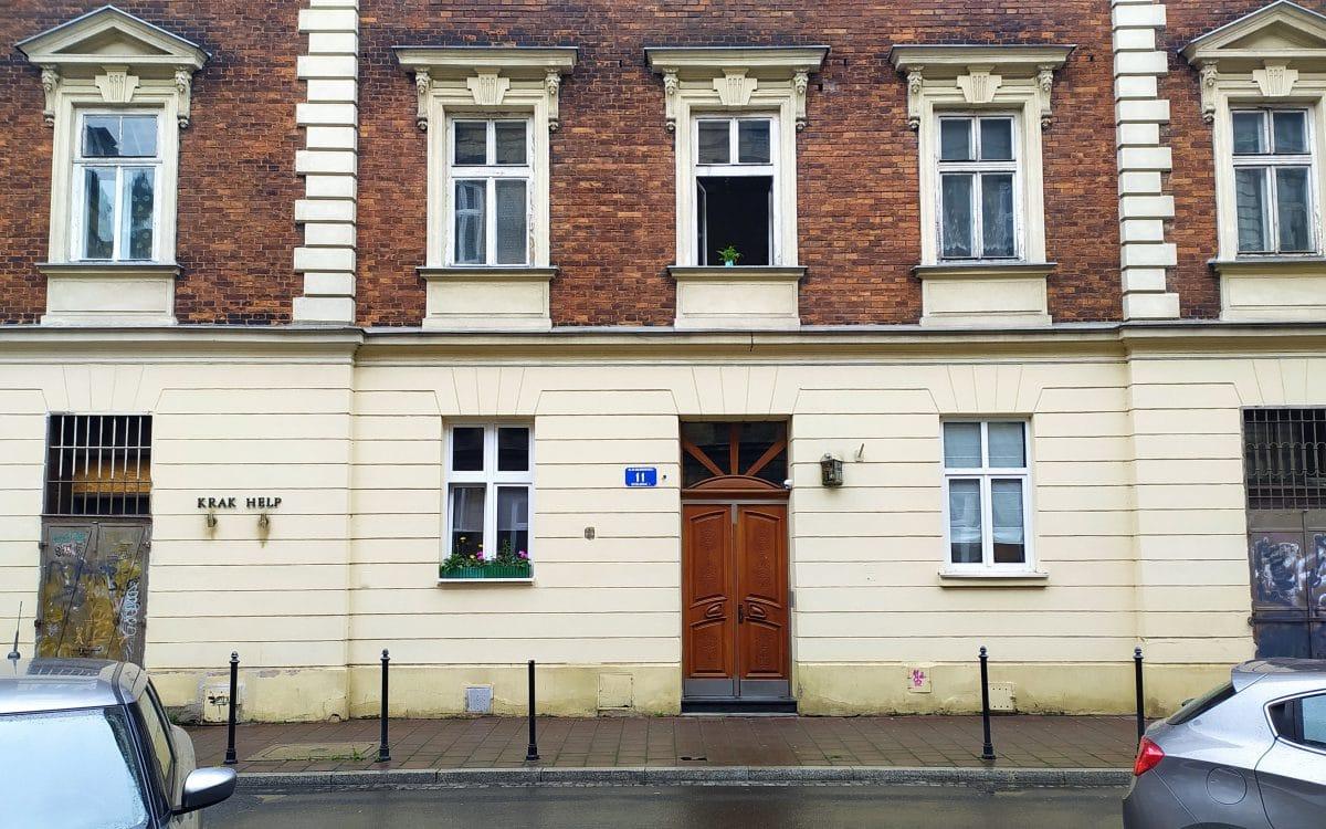 Jan Malisz Maria Ulica Pańska 11, dziś Marii Skłodowskiej-Curie