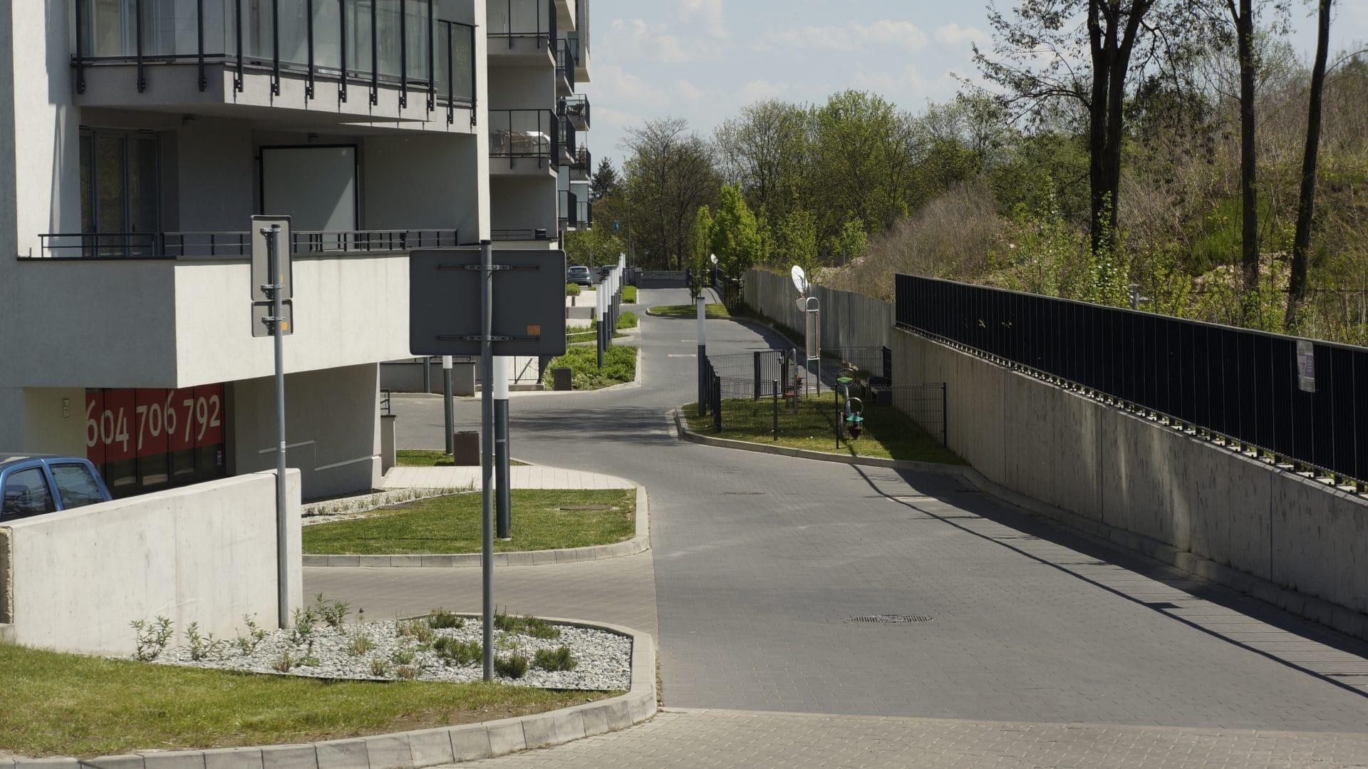 Plac zabaw w Krakowie w rozmiarze minimini
