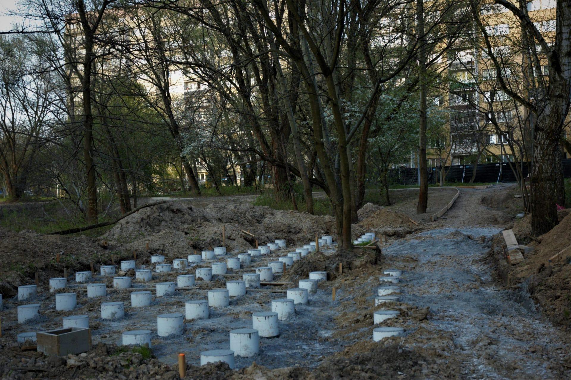 Park Rzeczny Wilga Akcja Ratunkowa dla Krakowa