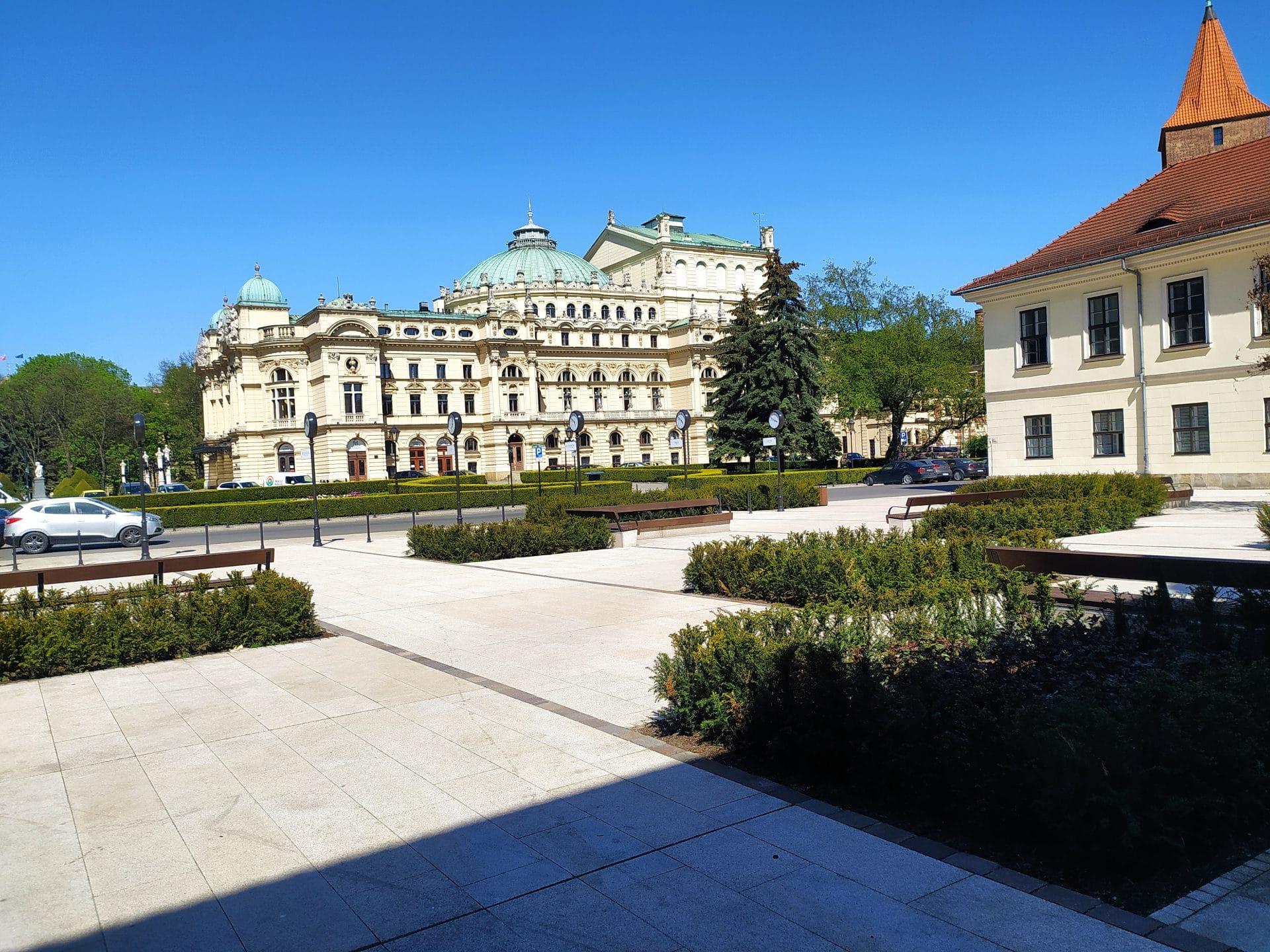 Plac Świętego Ducha Kraków
