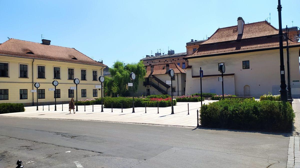 Plac św. Ducha Kraków