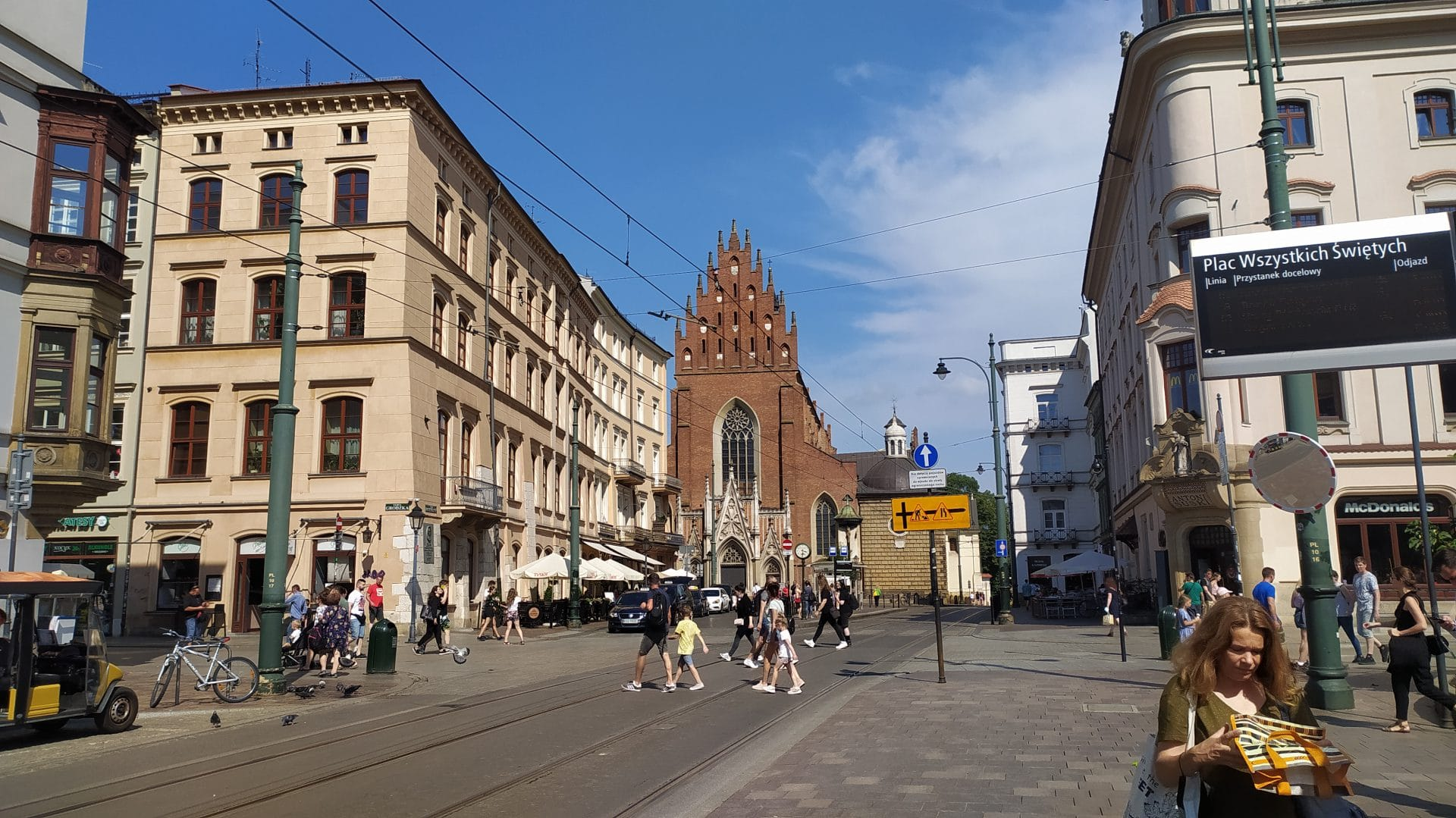 Kościół Dominikanów Kraków.