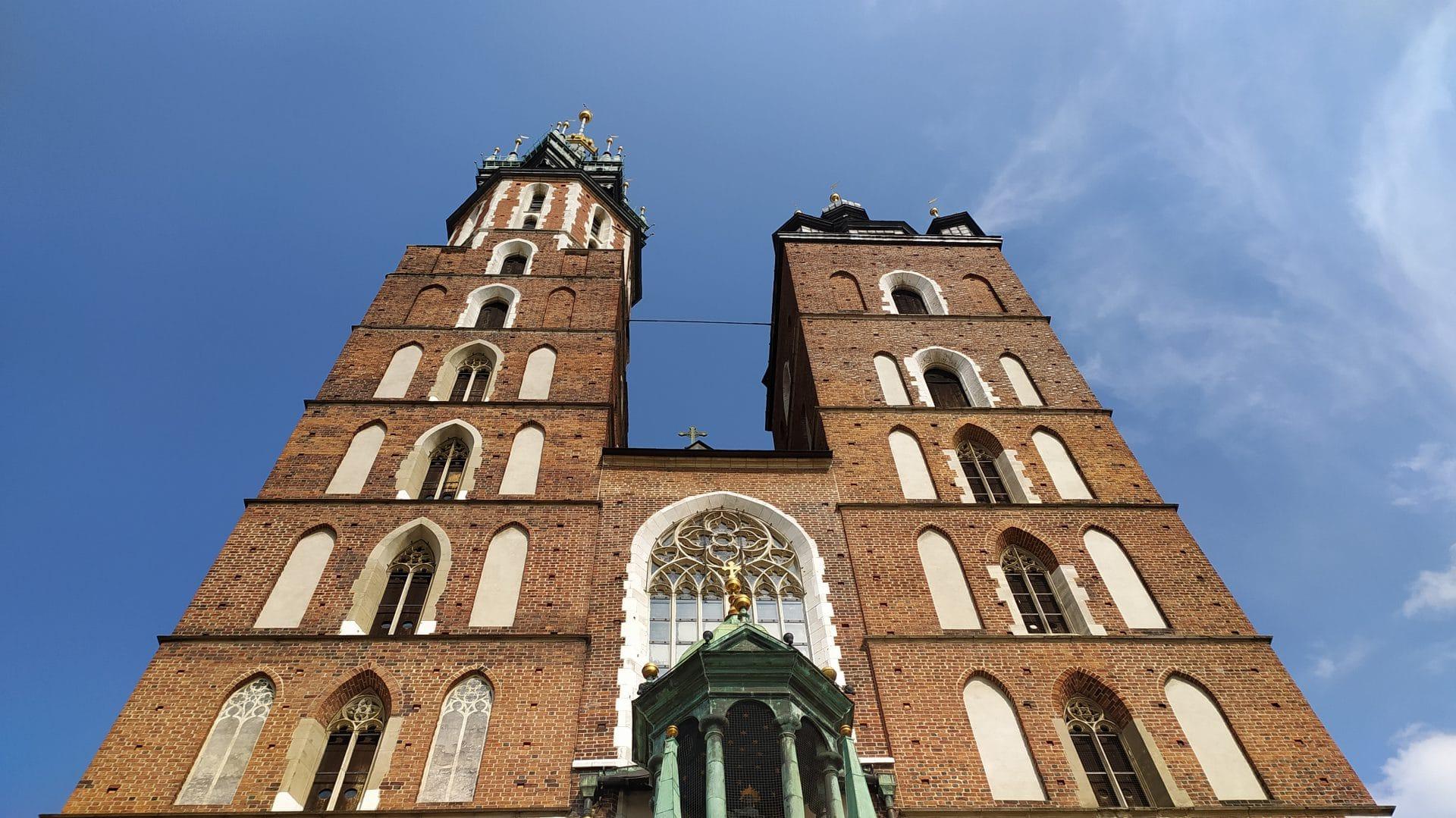 Co warto zobaczyć w Krakowie? Kościół Mariacki.