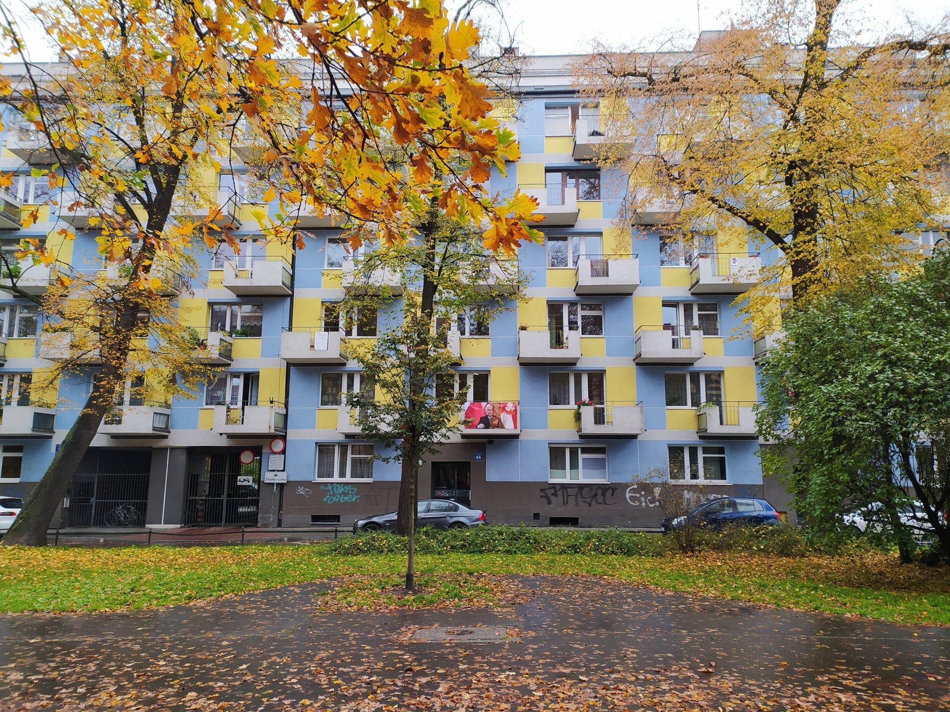 Dom Stu Balkonów Kraków