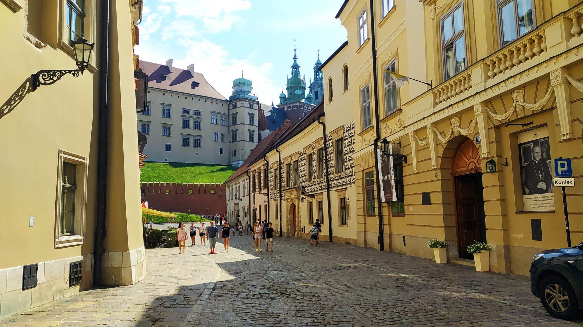 Ulica Kanonicza w Krakowie. Wawel. Dom Długosza. Co warto zobaczyć w Krakowie?