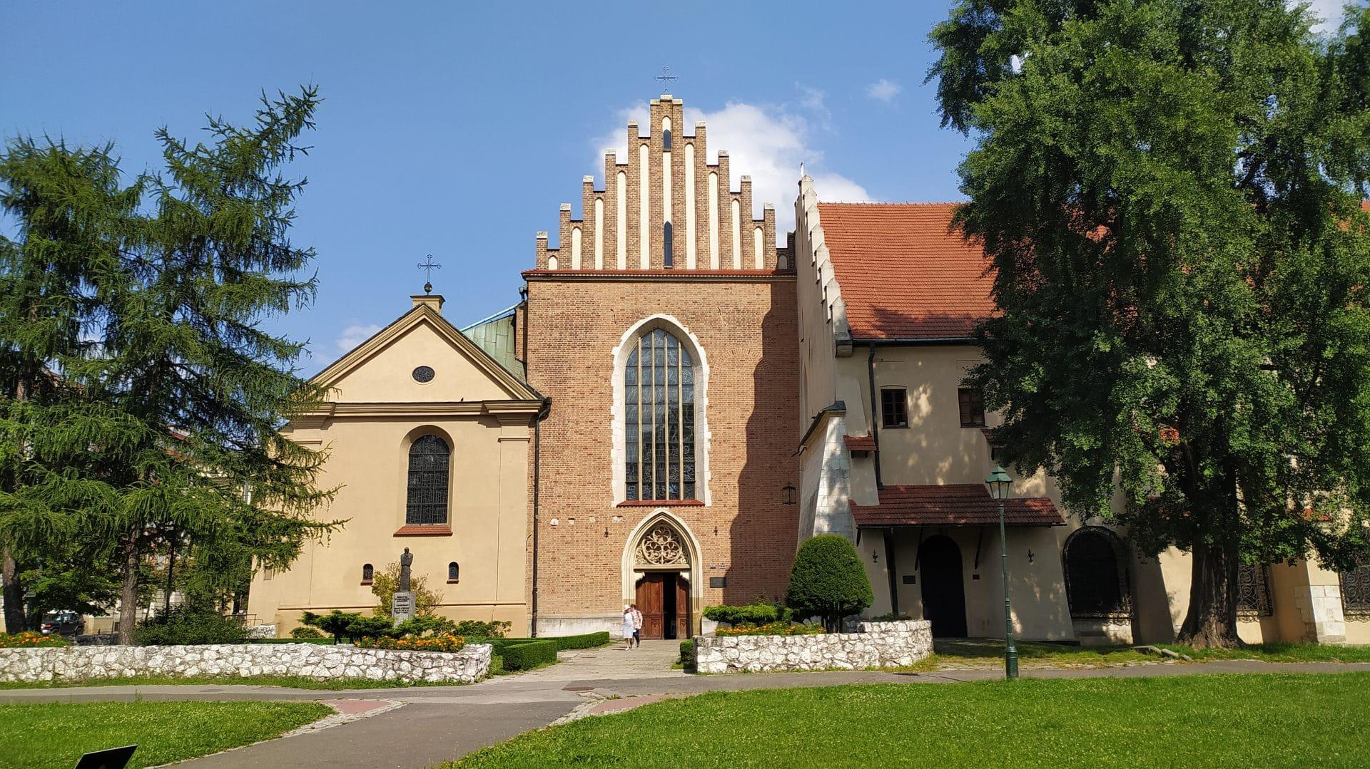 Kościół Franciszkanów Kraków.
